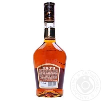 Tavria Borisfen 4 Yrs Cognac 40% 0,5ml - buy, prices for CityMarket - photo 2