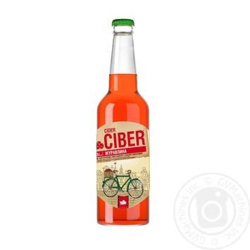Ciber semi-sweet cranberry cider 0,5l - buy, prices for Novus - image 2