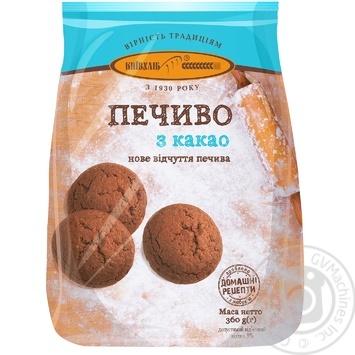 Печиво Київхліб З какао 360г - купити, ціни на Фуршет - фото 1