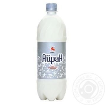 Напій кисломолочний Новел Тан Айран нежирний 1000мл - купити, ціни на Novus - фото 1