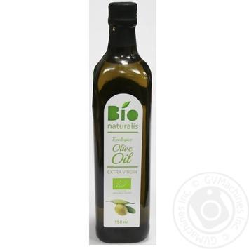 Масло оливковое Bionaturalis органическое первого холодного отжима 690мл