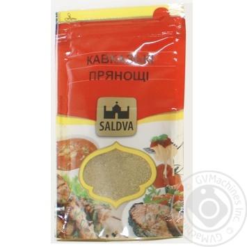 Кавказские пряности Saldva 25г - купить, цены на Novus - фото 1
