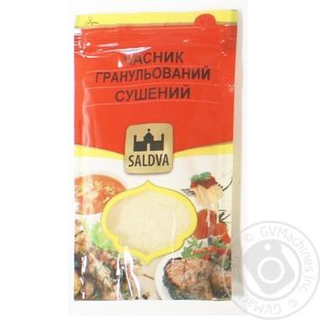 Часникові гранули 32гр Saldva