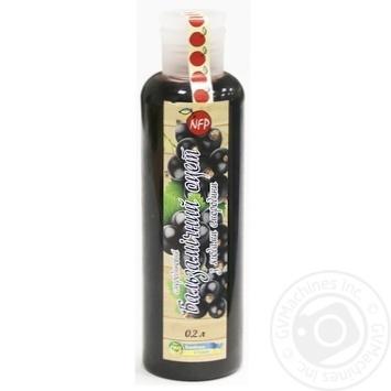 Vinegar currant balsamic 200ml