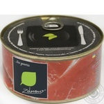 Pork Zdorovo pork canned stewed meat 325g
