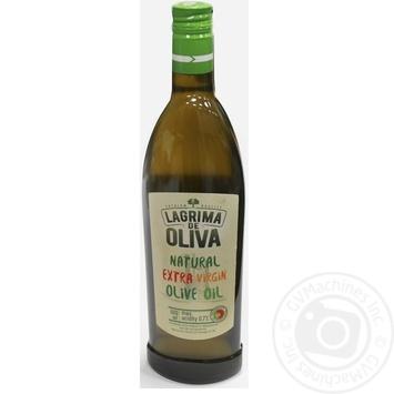 Масло оливковое Lagrima de Oliva Natural Extra Vir 458г