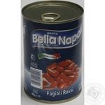 Квасоля червона Кідні Bella Napoli з/б 400г
