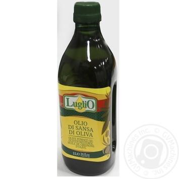 Олія оливкова помас рафінована Luglio 1000 мл