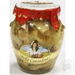 Артишокі четвертинки зі спеціями в олії Bella Contadina 314мл