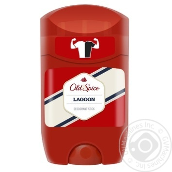 Old Spice Lagoon Solid Deodorant 50ml - buy, prices for Furshet - image 1