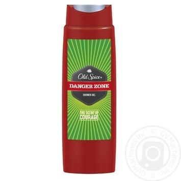 Гель для душа Old Spice Danger Zone 250мл
