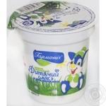 Творожок Гармонія Детский вкус с изюмом сладк 5%ст 120г