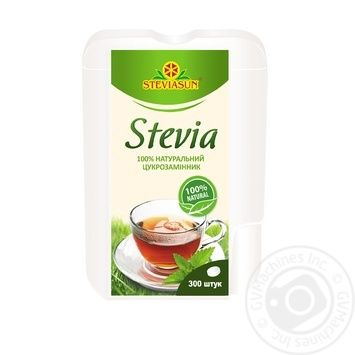 Steviasun Dry Extract Stevia - buy, prices for MegaMarket - image 1
