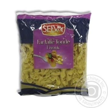 Вироби макаронні Фарфалле Тонде (Farfalle Tonde) №11 Selva 500г