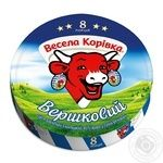 Vesela korivka Processed cream cheese 8 portions 45% 140g