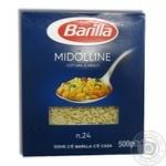 Макарони Барілла Мідоліні №24 500г