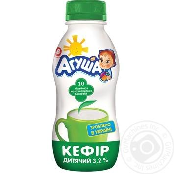 Кефир Агуша детский с 8 месяцев 3.2% 200г