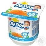 Cottage cheese Tema pumpkin for 6+ months babies 3.9% 100g