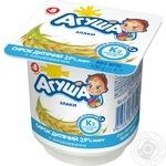 Cottage cheese Agusha Cereals for 8+ months babies 3.9%