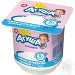 Agusha Sweet Cottage Cheese For Children From 8+ Months 4.1% 100g