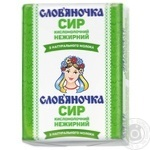 Slovianochka Cottage Cheese 0% 202g