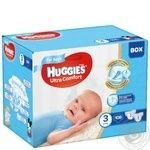 Diaper Huggies for children 5-9kg 108pcs
