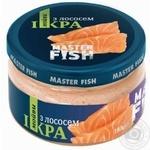 Ікра мойви Master Fish з лососем 180г