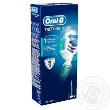 Электрическая зубная щётка Oral-B TriZone 1000 - купить, цены на Novus - фото 5