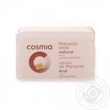Мыло Cosmia марсель 200г - купить, цены на Ашан - фото 1