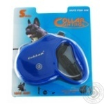 Roulette Collar blue for pets