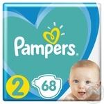 Подгузники Pampers New Baby-Dry 2 Mini 4-8кг 68шт