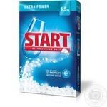 Соль для посудомоечных машин START 1,5кг
