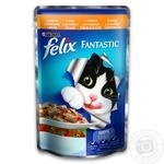 Felix Chicken Canned For Cats Food