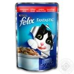 Felix Beef Canned For Cats Food