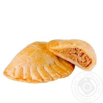 Пирожок Караимский с капустой 130г