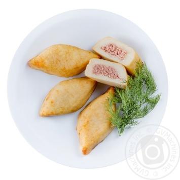 Зразы картофельные с мясом - купить, цены на Novus - фото 1