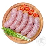 Krakow grill chilled sausages