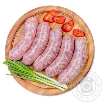 Колбаски гриль Краковские охлажденные