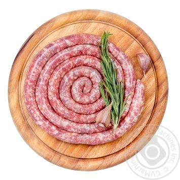 Колбаски-гриль Охотничьи охлажденные