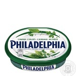Cream-cheese Philadelphia with herbs 64% 175g