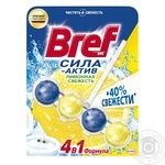 Means Bref lemon for toilets 50g