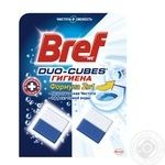 Means Bref for toilets 100g