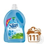Silan Linen conditioner Heavenly Freshness 2,775l - buy, prices for Novus - image 2