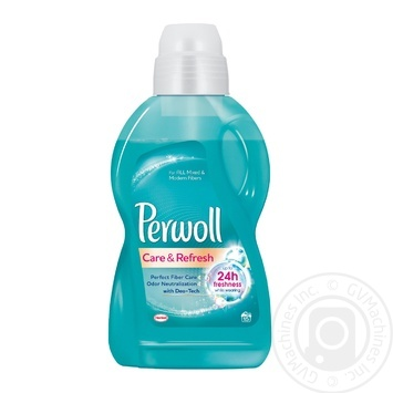 Perwoll Care&Refresh Laundry Detergent 900ml