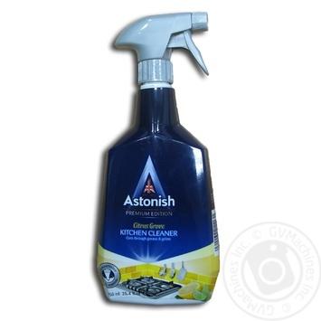 Очиститель универсальный Astonish для кухни 750мл