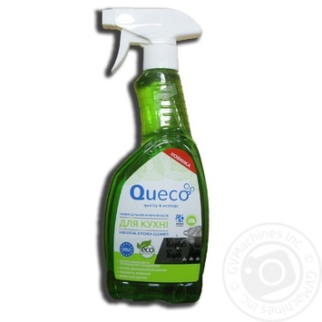 Засіб миючий для кухні універсальний Queco 500 мл