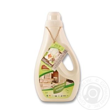 Миючий засіб Green Unikleen Генеральне прибирання універсальний 1л - купити, ціни на Novus - фото 1