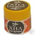 Хна для бровей Mayur светло-коричневая 10г