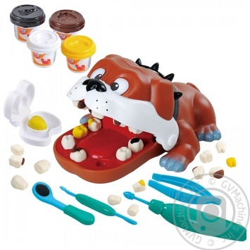Toy set One two fun Dentist - buy, prices for Auchan - photo 1