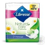 Pads Libresse Natural care
